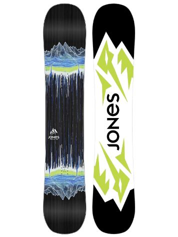 Jones Snowboards Mountain Twin 158W 2014