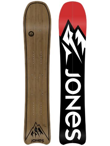 Jones Snowboards Hovercraft Split 160 2014