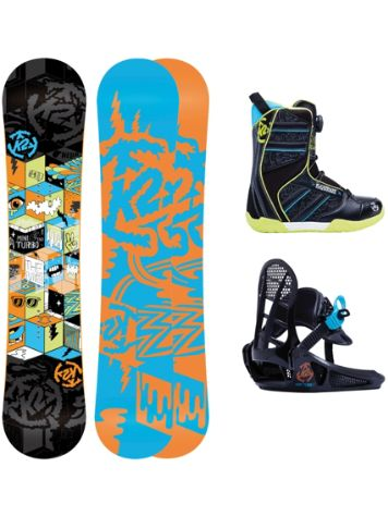 K2 Grom Large 2014 Youth