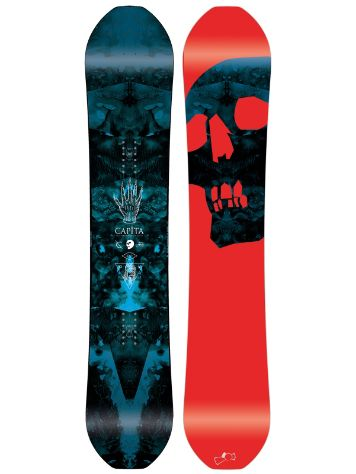 Capita The Black Snowboard of Death 162 2014