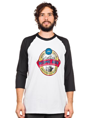 Rome Rocker Raglan Tech Tee