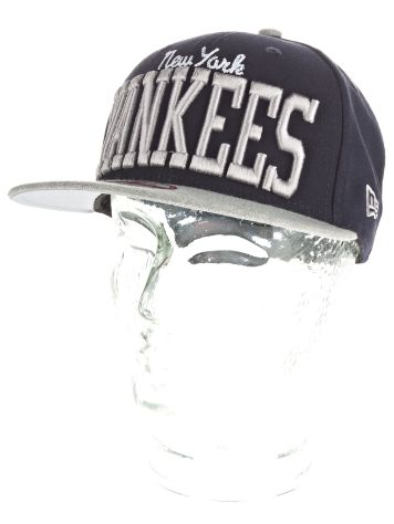 New Era NY Yankees NE V-Team Cap