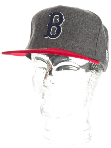 New Era Boston Red Sox Classic Melt Cap