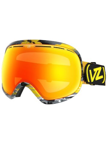 Von Zipper Fishbowl gnar waiian yellow