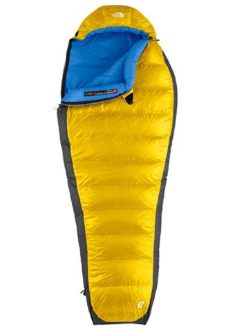 The North Face Gold Kazoo Regular Sleepingbag