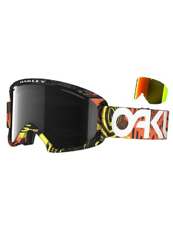 Oakley 02 XL Factory Pilot Solar Orange