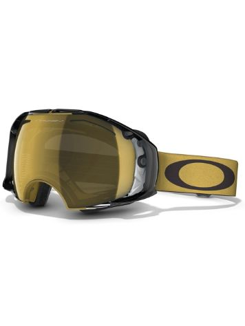 Oakley Airbrake Shaun White Block Stripes Gold