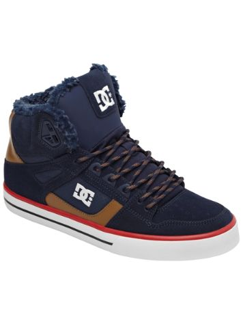 DC Spartan High Skateshoes