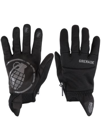 Grenade Murdered Out CC935 Pipe Gloves
