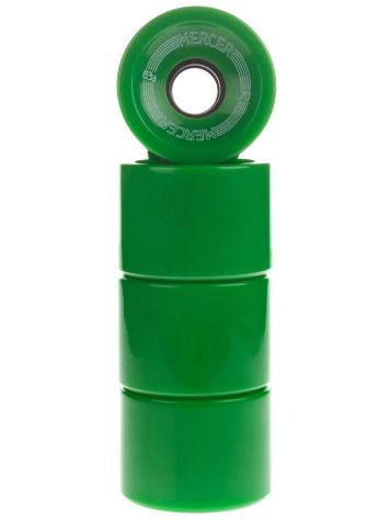 Mercer Green Merce Wheel 70mm 83a