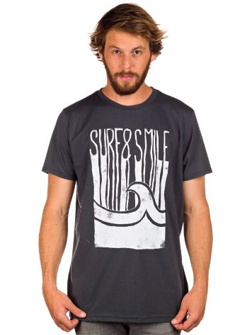Blue Tomato Surf&Smile T-Shirt