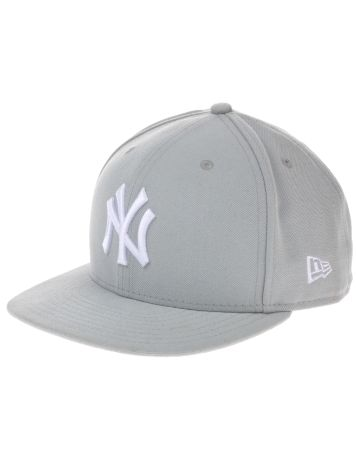 New Era NY Yankees MLB League Basic Cap