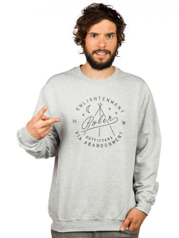Poler Enlightenment Crew Neck Sweater