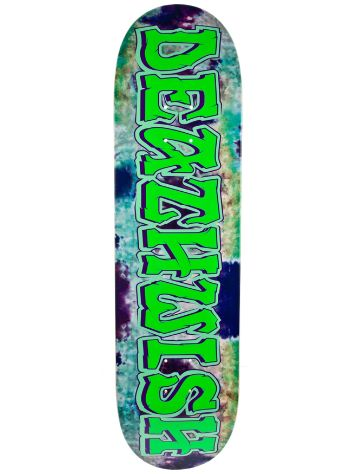 Deathwish Great Death Cloud Green Purple 8.38