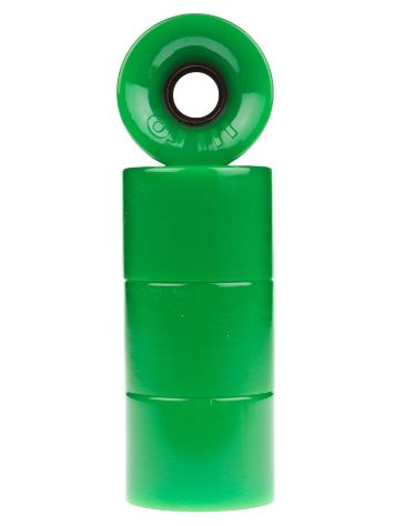 Hot Juice Wheels green 60mm