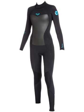 Roxy Syncro 5/4/3Mm Back-Zip Fullsuit