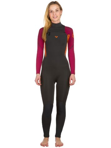Roxy Ignite 3/2Mm Chest-Zip Fullsuit