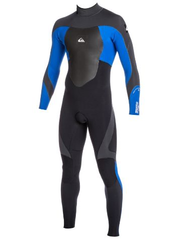 Quiksilver Syncro 4/3Mm Back-Zip Fullsuit