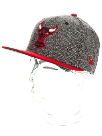 New Era Chicago Bulls Retro Tweed Cap