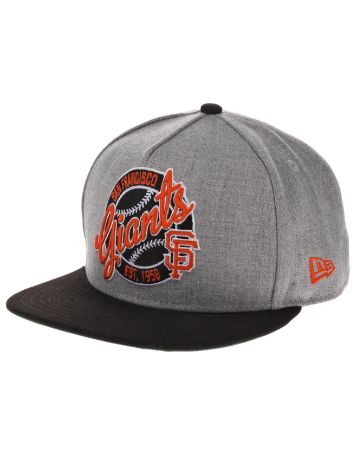New Era San Francisco Giants Rethered Cap