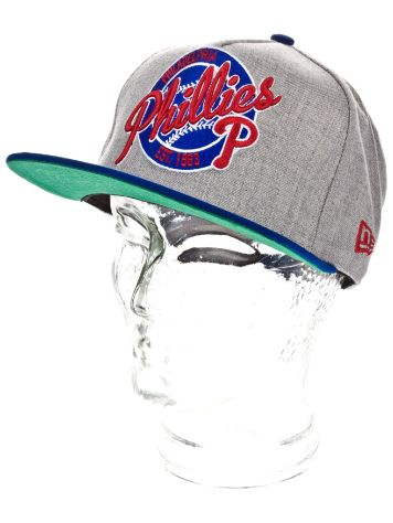 New Era Philadelphia Phillies Rethered Cap