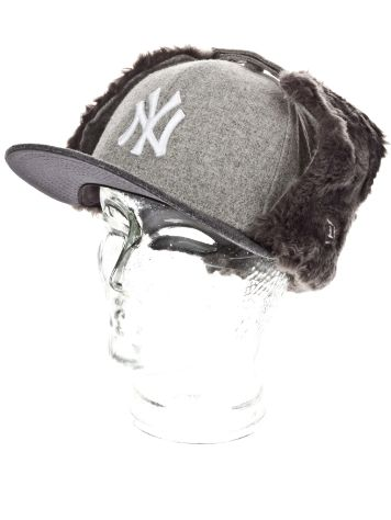 New Era NY Yankees Melton Dogear Cap