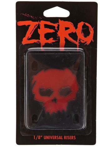 Zero Blood Skull Risers 1/8""