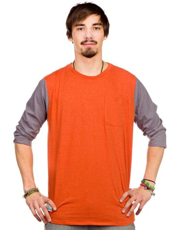 Fourstar Malto 3/4 Sleeve Knit T-Shirt LS