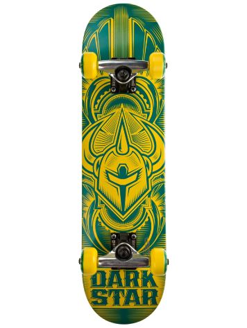 Darkstar Scour Youth Mini FBBlue/Yellow 7.0 Complete