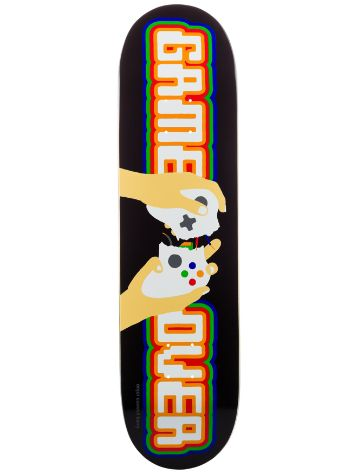 Enjoi Berry Game Over R7 8.1 Deck