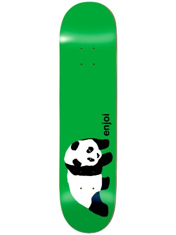 Enjoi Original Panda Green R7 8.25 Deck