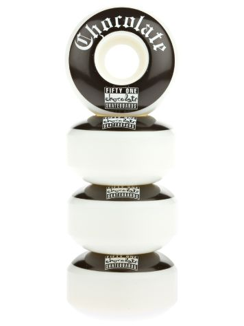 Chocolate Eazy-C 51mm Wheels