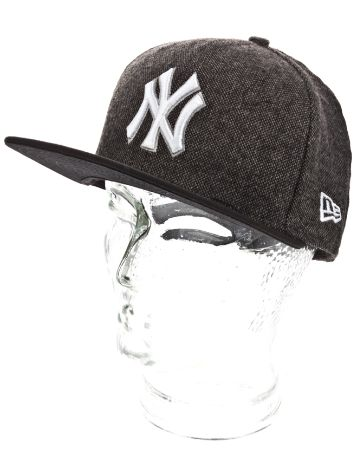New Era NY Yankees Team Tweed Cap