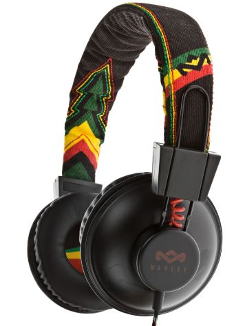 House of Marley Positive Vibration Mic Headphones