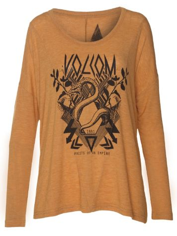 Volcom Facets of an Animal LS
