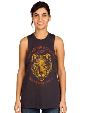 Billabong Hell Cat Tank Top