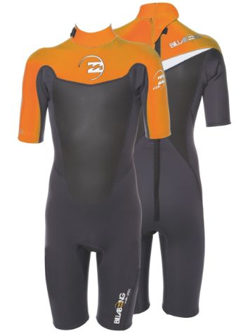 Billabong Foil Spring Back Zip 2mm Wetsuit Boys