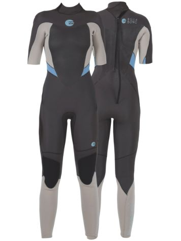 Billabong Synergy Back Zip Steamer 3/2mm Wetsuit