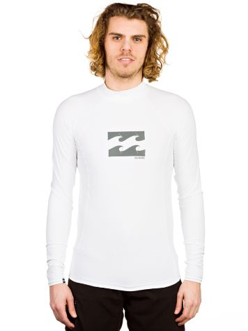 Billabong Wrap Rash Guard LS