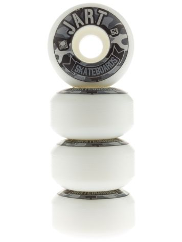 Jart Jart Logo Camo 53Mm Wheels