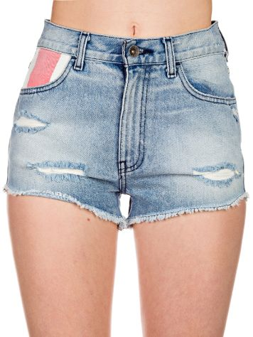 Vans Jamie High Waisted Shorts