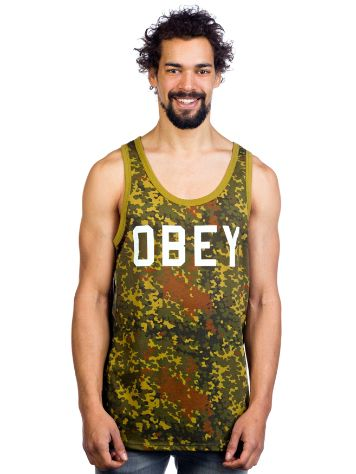 Obey Collegiate Obey Tank Top