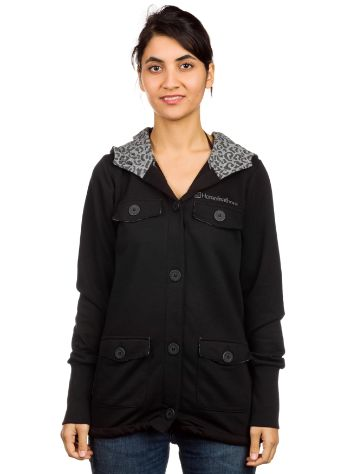 Horsefeathers April Button Up Hoodie