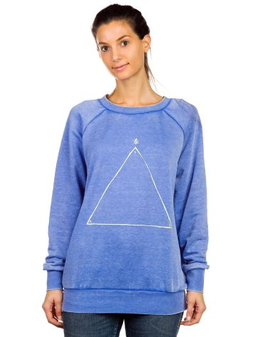 Volcom Get Stoned Crew Fleece Sweater