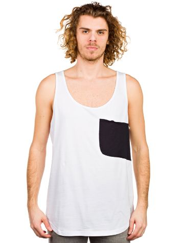 Colour Wear Cut Tank Top