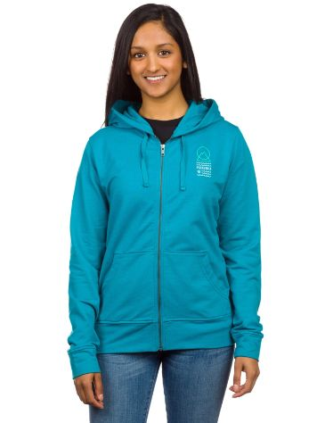 Patagonia Phone Home Flying Fish Fin Zip Hoodie