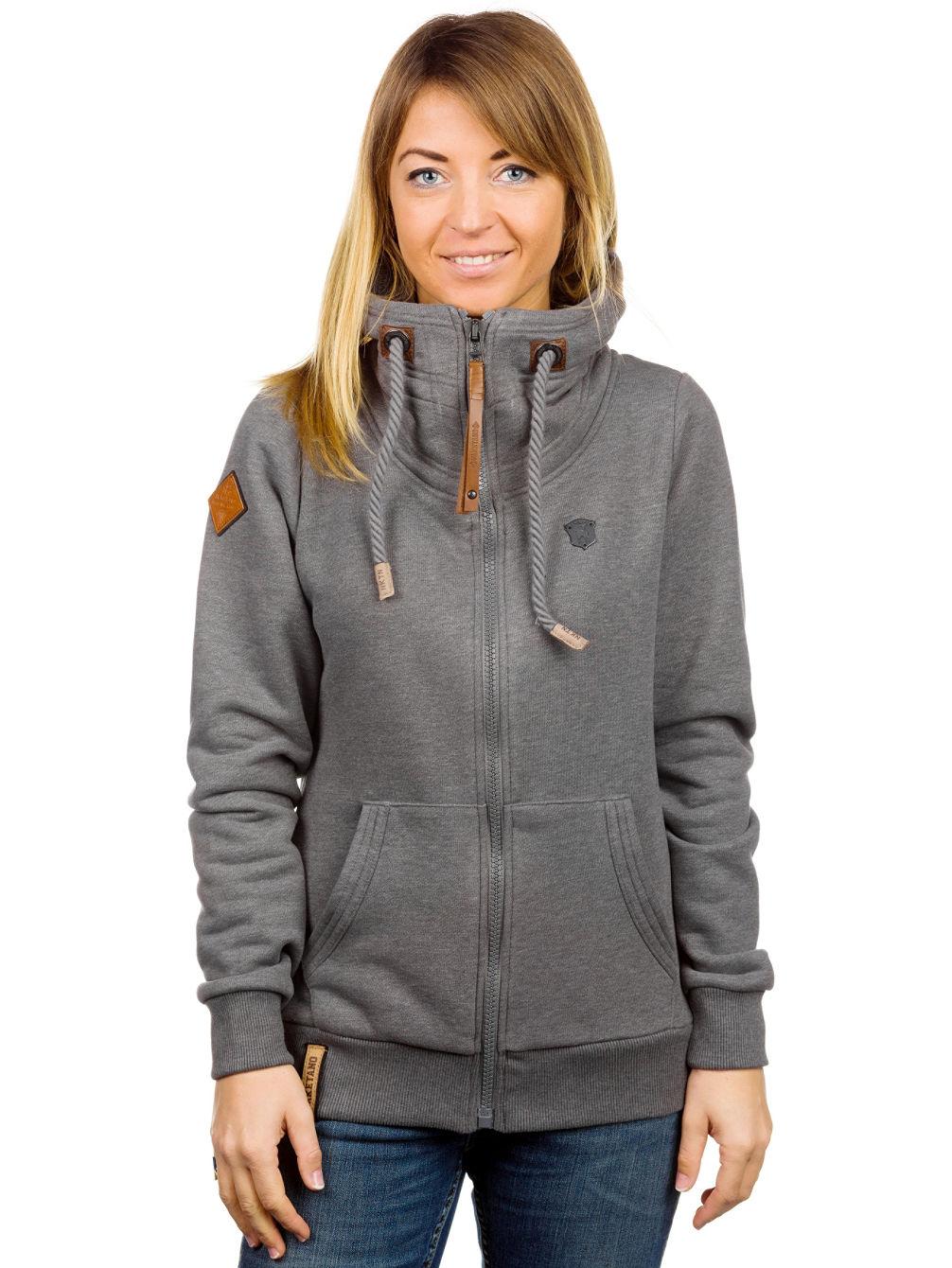 naketano monster bumserin zip hoodie online kaufen bei. Black Bedroom Furniture Sets. Home Design Ideas