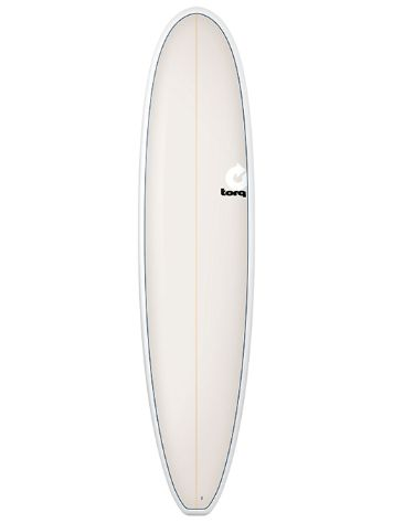 Torq Epoxy 8.0 Longboard Grey