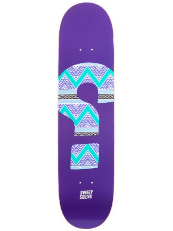 "SWEET SKTBS Collect. Yestion Inka 7.875"" Skateboard Deck"