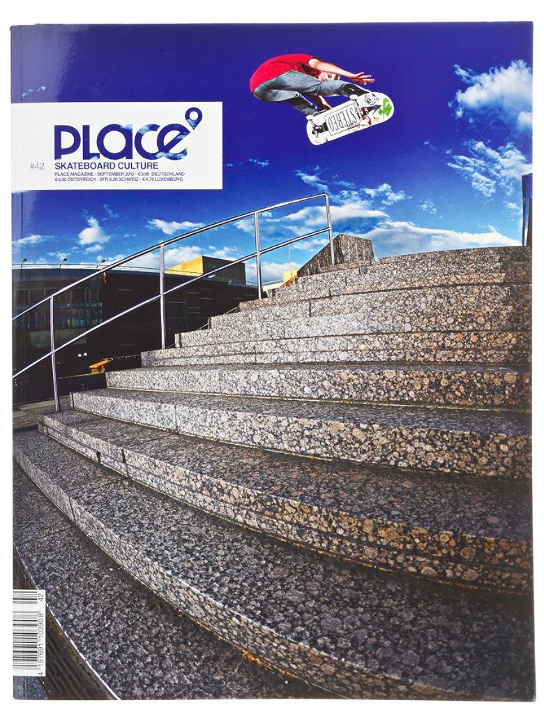 Surf Magazin PLACE PLACE Skatemag Nr.42 vergr��ern